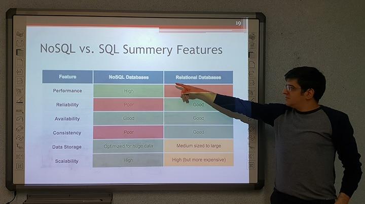 بانک های اطلاعاتی NoSQL