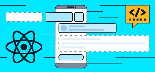 ویژگی های React Native در صفحات موبایل