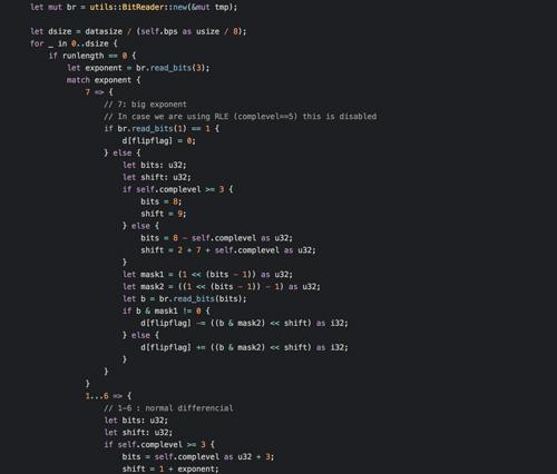 برنامه نویسی Rust